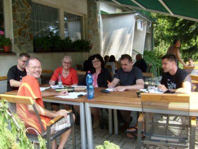Letní Intenzivní pobytový kurz angličtiny